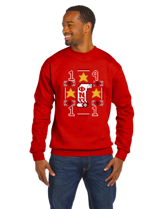 Kappa Alpha Psi Ugly Sweater Sweatshirt