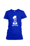 Zeta Phi Beta Line Number 1-12 T-Shirts Unisex (Royal Blue)