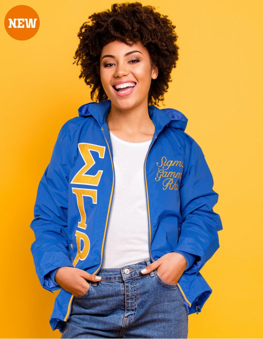 Sigma Gamma Rho 2021 Windbreakers