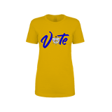 Sigma Gamma Rho Vote T-Shirts
