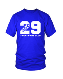 Phi Beta Sigma Royal Line T-Shirts (24 -35)