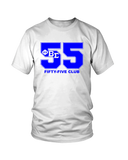 PBS White Line Number T-Shirts (49 - 59)