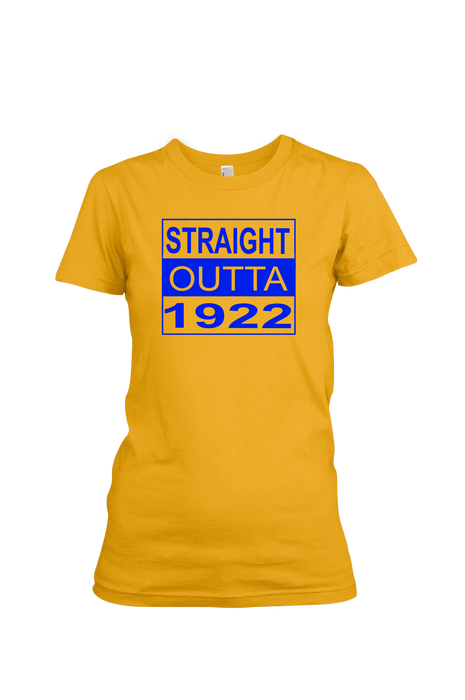 Straight Outta 1922 T-Shirt