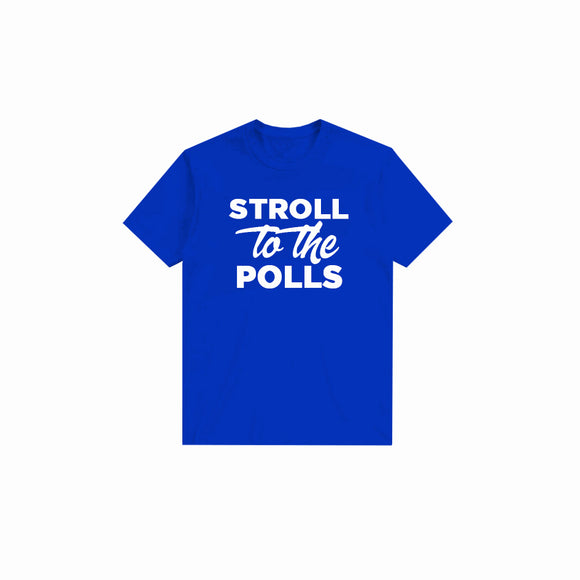 Fraternity Stroll To The Polls T-Shirt