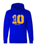 Sigma Gamma Rho True Royal Champion Line Number Hoodies