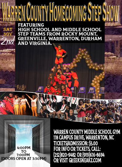Warren County Homecoming Stepshow