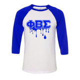 PBS Ragland Drip Collection T-Shirts