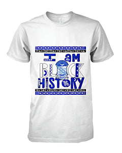 "Phi Beta Sigma ""I Am Black History"" T-Shirt"