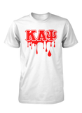 Kappa Alpha Psi Crew Neck Drip Collection T-Shirts