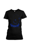 Zeta Phi Beta Bald Head T-Shirt