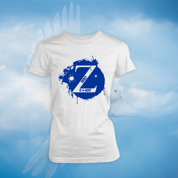 Zeta Phi Beta Z-Splash T-Shirt