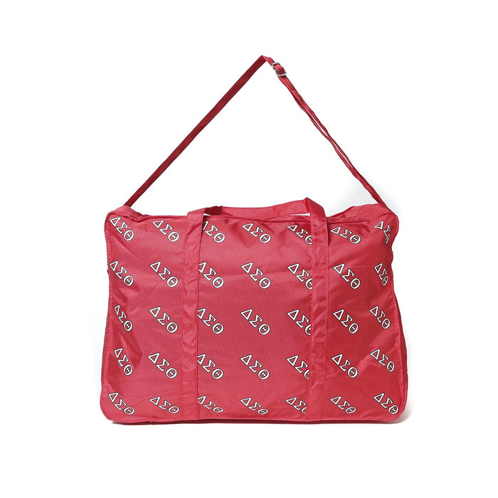 DELTA SIGMA THETA FOLDING TOTE BAG
