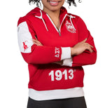 Delta Sigma Theta Elite Hoodie / Sweat Pant Set