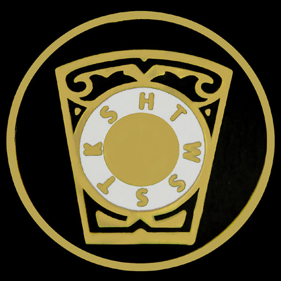 Mason Royal Arch Keystone Lapel Pin- 1