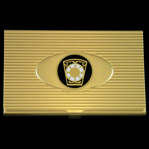 Mason Royal Arch Keystone Business Card Holder
