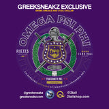 Omega Psi Phi 107 Years T-SHIRT