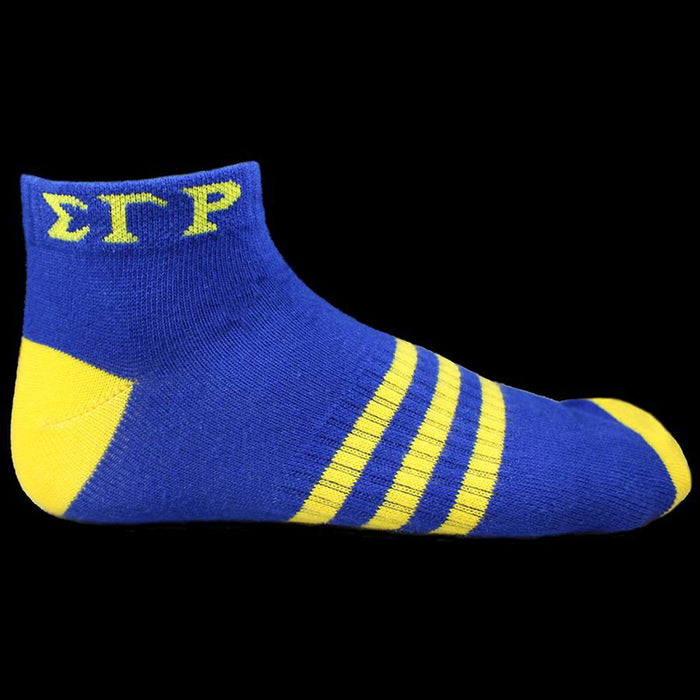 Sigma Gamma Rho Ankle Socks