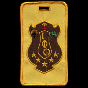 IPT Shield Luggage Tag