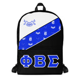 Phi Beta Sigma Backpack