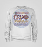 Omega Psi Phi Retro Long Sleeve T-Shirt