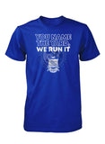 Phi Beta Sigma Run the Yard Long Sleeve T-Shirt