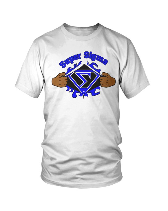 PBS Color Super Sigma T-Shirt