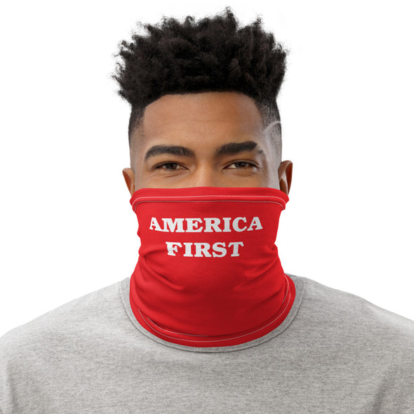 America First - Red