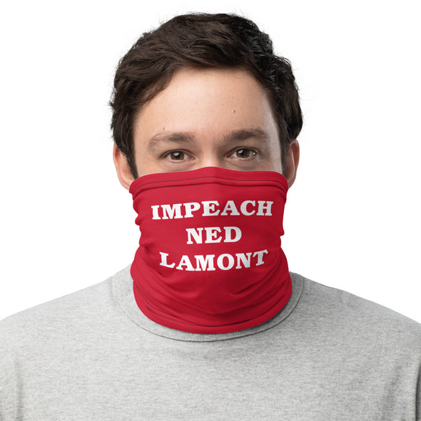 Impeach Ned Lamont - Red