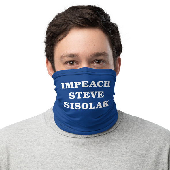 Impeach Steve Sisolak - Blue