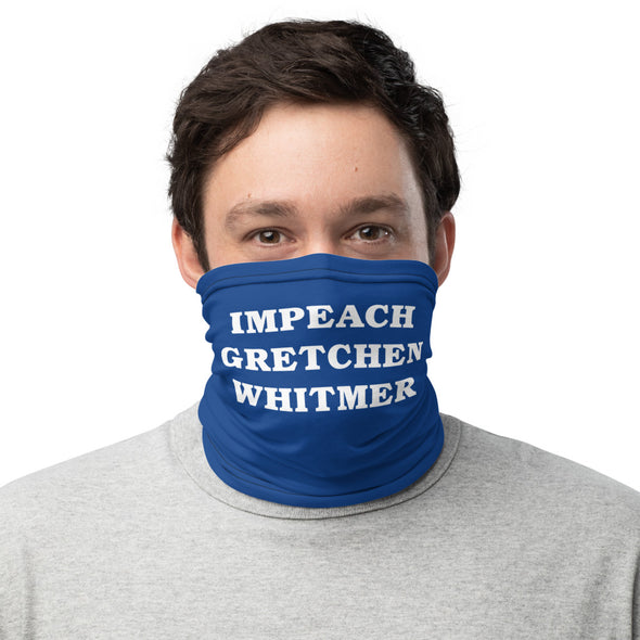 Impeach Gretchen Whitmer - Blue