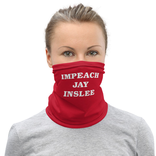 Impeach Jay Inslee - Red