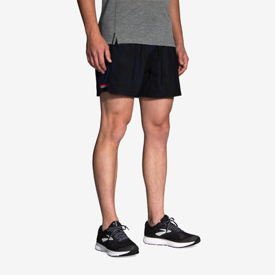 "Brooks - Sherpa 5"" Short - Homme"