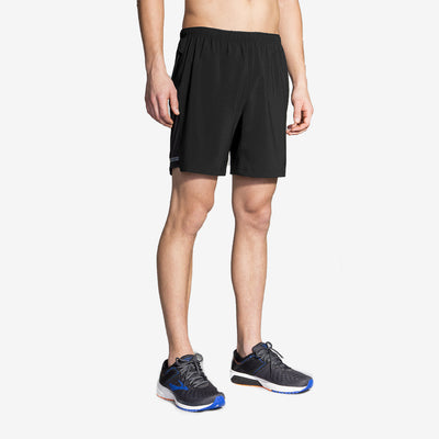 "Brooks - Sherpa 7"" 2-In-1 Short - Homme"