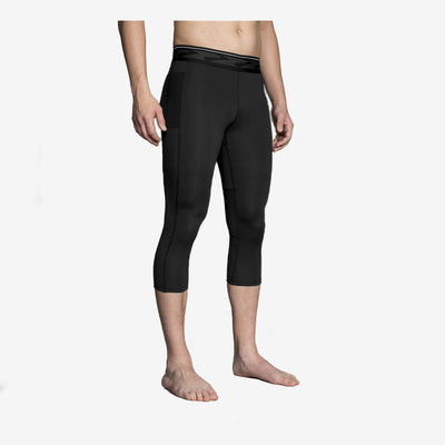 Brooks All-In 3/4 Tights - Homme