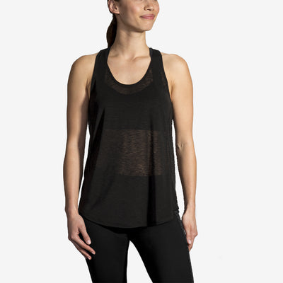 Brooks - Hot Shot Tank - Femme