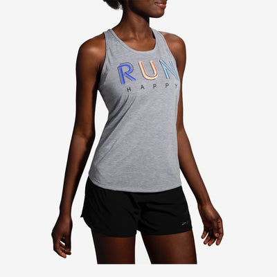 Brooks - Distance Graphic Tank - Femme