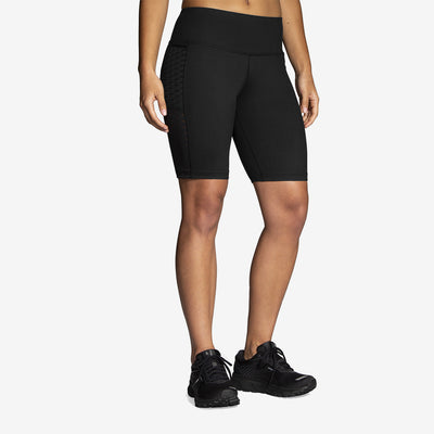 "Brooks - Greenlight 9"" Short Tight - Femme"