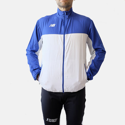 New Balance Athletic Warm Up Jacket - Le coureur nordique -