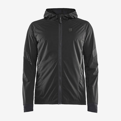 "Craft Pursuit Balance Hood Jacket ""Le coureur nordique"" (Homme)"