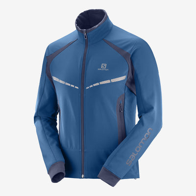 Salomon RS Warm Softshell Jacket (Homme)