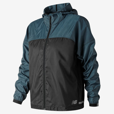 New Balance - Light Pack Jacket - Femme