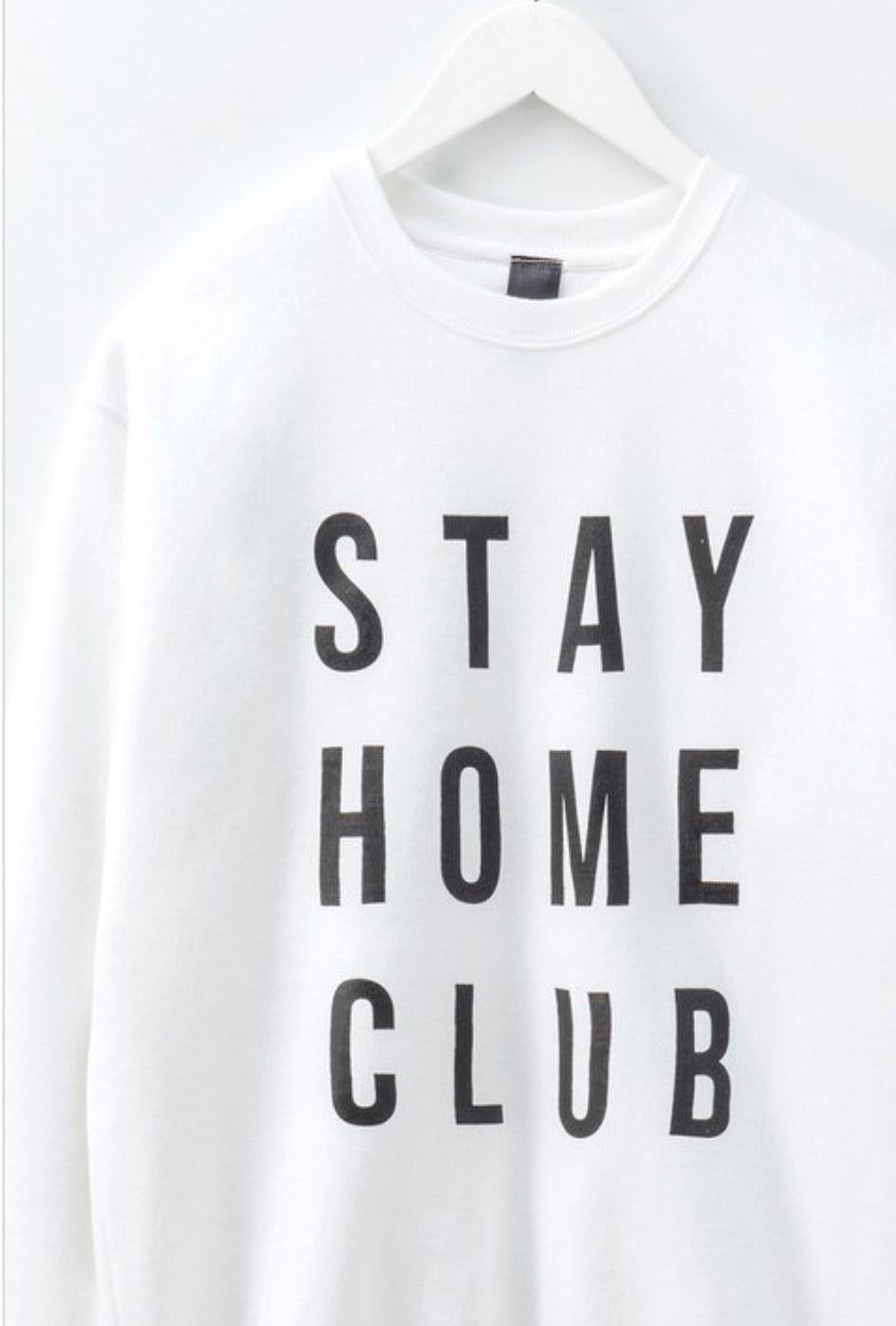 Stay home sweater