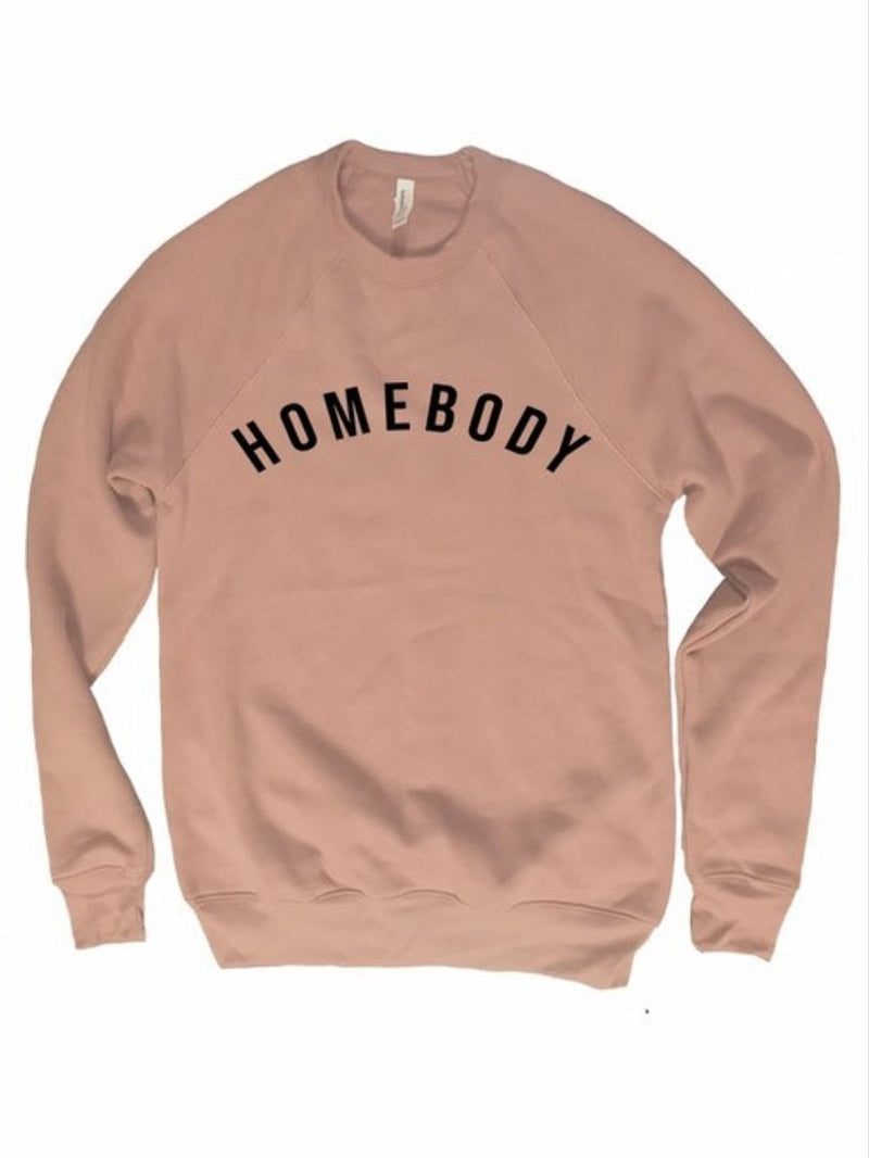 The homebody sweatshirt