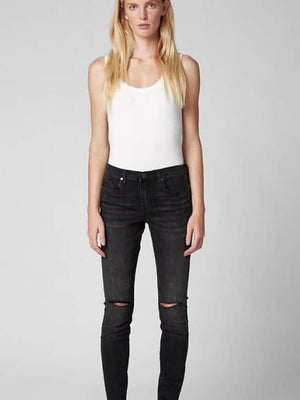 Blank NYC the bond black jean