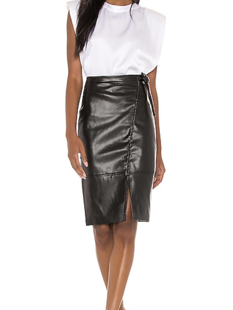 Kristin midi skirt by BlankNYC