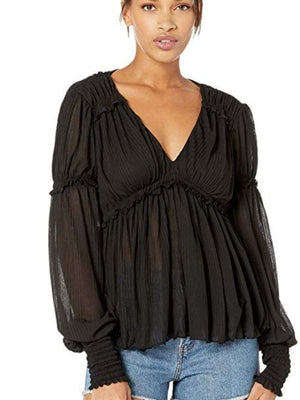 Free People Day Dreaming blouse
