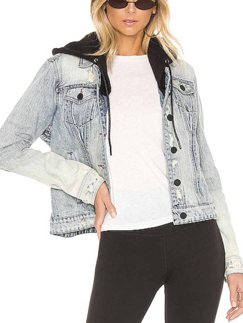 Casual Encounters Jacket by BlankNYC