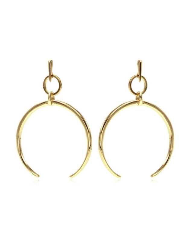 Ellie Vail-Camila Crescent Earring