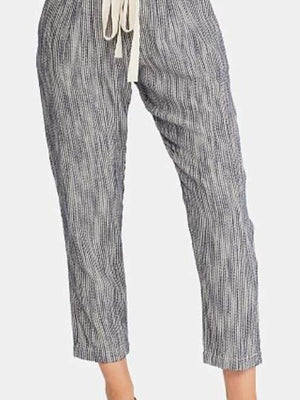 Off the rails paper bag pant
