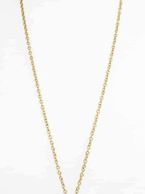 Ellie Vail-Hadley Lock Necklace